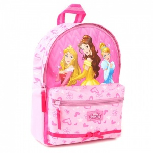 Disney rucksack Princess Royal Sweetness 31 x 23 x 9 cm rosa