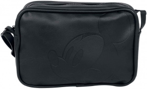 Disney shoulder bag Mickey Mouse 16 x 23 cm black