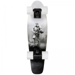 Disney skateboard Star Wars Join US 57 cm wit/zwart