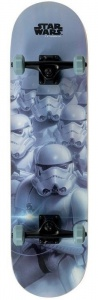 Disney Star Wars The Army skateboard blauw 79 x 20 cm