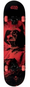 Disney Star Wars The Conflict skateboard rood 79 x 20 cm