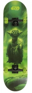 Disney Star Wars The Hope skateboard groen 79 x 20 cm