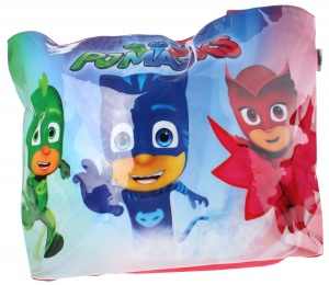 Disney strandtas PJ Masks junior rood 22 liter