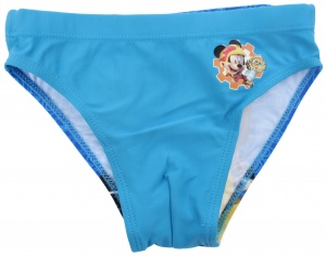 Disney swimsuit Mickey Mouse boys light blue