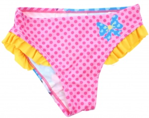 Disney swimsuit Minnie Mouse pink girls