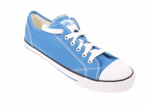 Donnay Canvas Sneakers Unisex Blauw