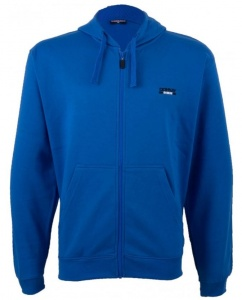 Donnay Fleecevest heren blauw