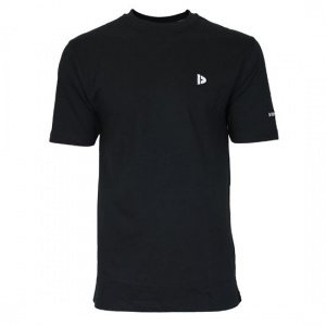 Donnay Linear sport T-shirt heren zwart