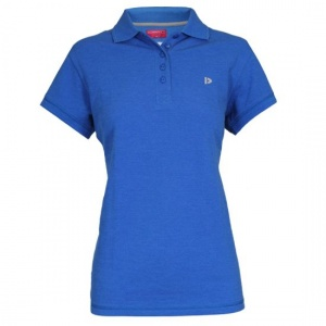 Donnay poloshirt dames donkerblauw