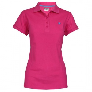 Donnay poloshirt dames roze