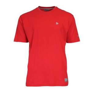 Donnay T-shirt heren rood