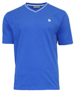 Donnay t-shirt Jasonmen's cotton blue