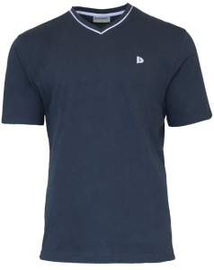 Donnay t-shirt Jasonmen's cotton dark blue