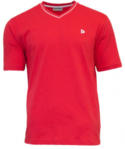Donnay t-shirt Jasonmen's cotton red