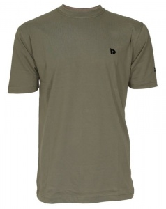 Donnay T-shirt Linear heren taupe