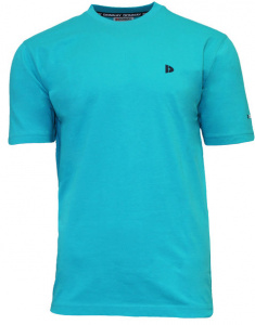Donnay t-shirt Vincemen's cotton blue