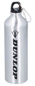Dunlop drinkfles aluminium wit 750 ml