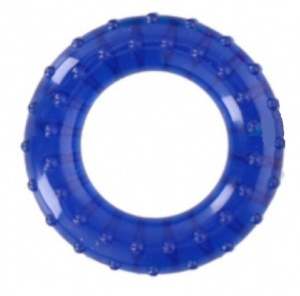 Dunlop hand trainer ring 7 cm blue
