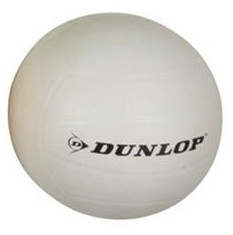 Dunlop volleybal rubber maat 5 wit