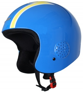 Eassun helmet Apache Racing unisex blue / yellow