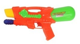 Eddy Toys Waterpistool Oranje 30 cm