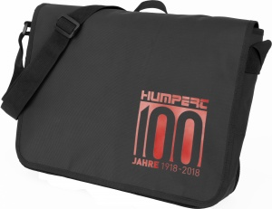 Ergotec Humpert Laptop bag 100 Jahre Humpert Nylon/PVC black