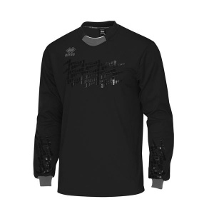 Erreà keepersshirt Krypton unisex zwart
