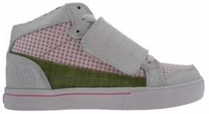 Etnies Sneakers Tribute Plus dames wit/groen