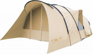 Eurotrail tent Yellowstone 360 5-persoons polyester/katoen bruin
