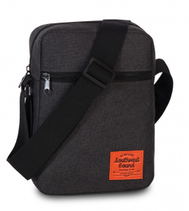 Fabrizio shoulder bag Southwest Boundblack 2 litres