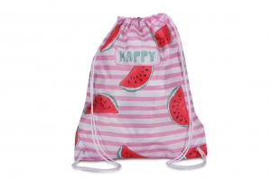 Fabrizio backpack Happy 42 cm pink