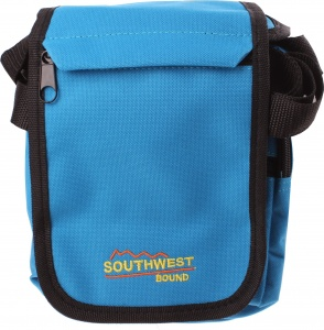 Fabrizio shoulder Southwest Bound 2 liters blue