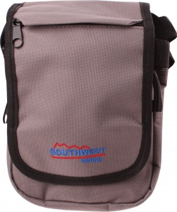 Fabrizio shoulder Southwest Bound 2 liters gray