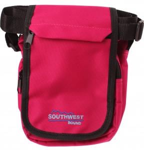 Fabrizio shoulder Southwest Bound 2 liters pink