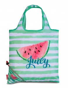 Fabrizio shopper 38 x 38 cm Juicy groen