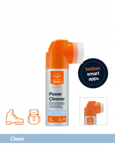 Feldten mousse de nettoyage Power Cleaner 125 ml