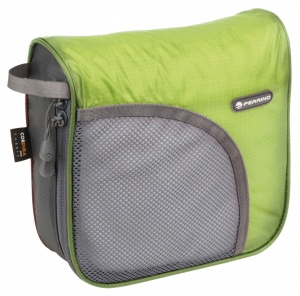 Ferrino suitcase organizer Schiphol small green 4 liters
