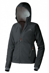 Ferrino Outdoorjack Grober dames antraciet