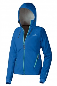 Ferrino Outdoorjack Grober dames blauw