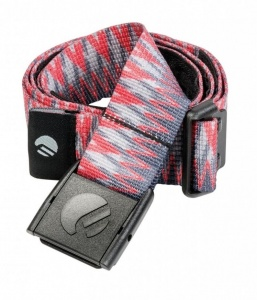 release date: a6bdf 01f45 Ferrino belt Security unisex red 121 cm