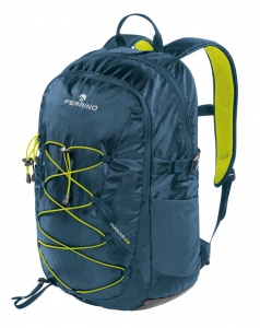 Ferrino Rocker Tablet/Notebook Rucksack 25 Liter blau