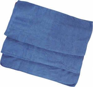 Ferrino sports towel 60 x 30 cm blue