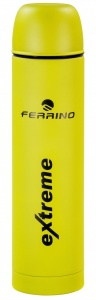 Ferrino thermosfles 1 liter groen