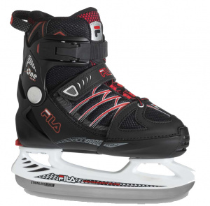 Fila patinage sur glace X One Ice 20 boys black/red