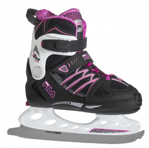 Fila patinage sur glace X One Ice 20 girls black/pink