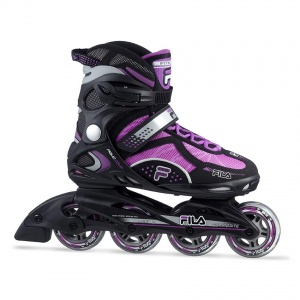 Fila inlineskates Primo Comp dames paars