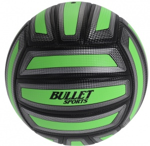 Free and Easy bullet sport volleybal groen maat 5