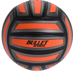 Free and Easy bullet sport volleybal oranje maat 5