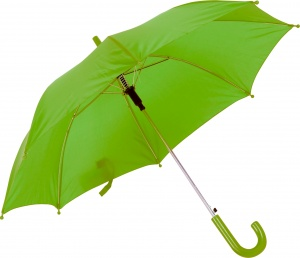 Free and Easy children's umbrella automatic 80 cm green