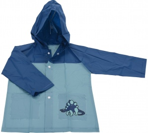 Free and Easy imperméable enfant junior bleu